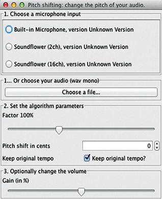 TarsosDSP: A Real-Time Audio Analysis and Processing Framework