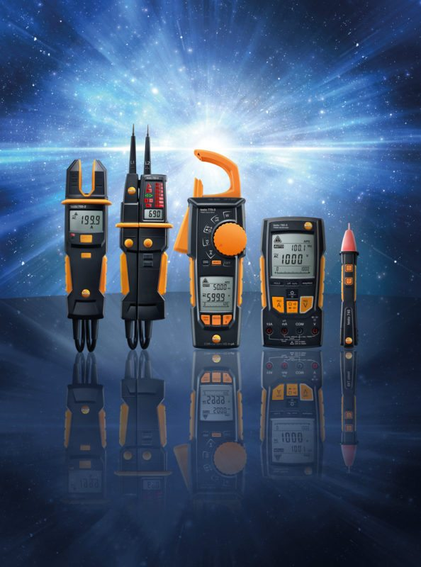 testo-New Electrical Instruments