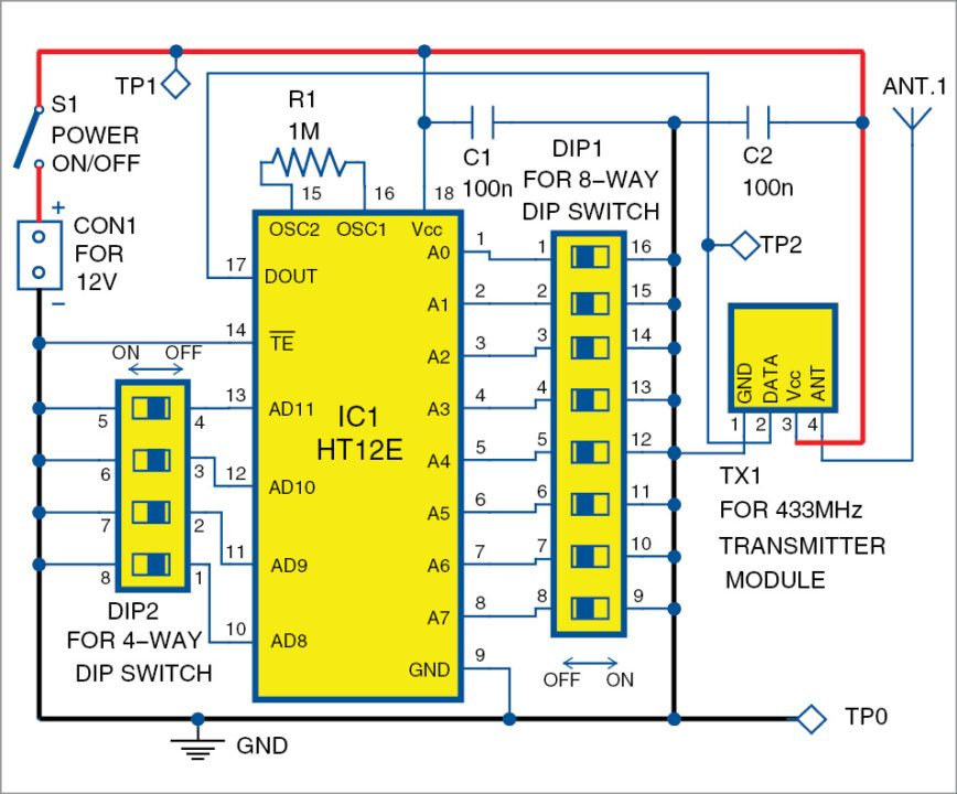 lifier Circuit Diagram likewise Printed Circuit Board Design Diagram And Assembly furthermore How Electric Doorbells Work besides 2 Transistor Radio Receiver moreover A simple superhet. on radio receiver circuit