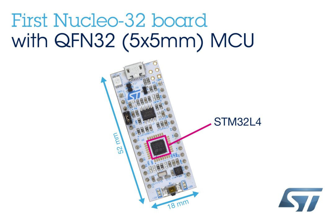 N3836S  -- STM32L4 Ecosystem and New Devices_IMAGE