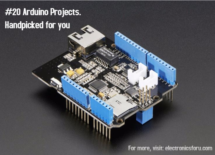 Arduino projects arduino project ideas for engineers solutioingenieria Choice Image