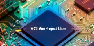 mini project ideas