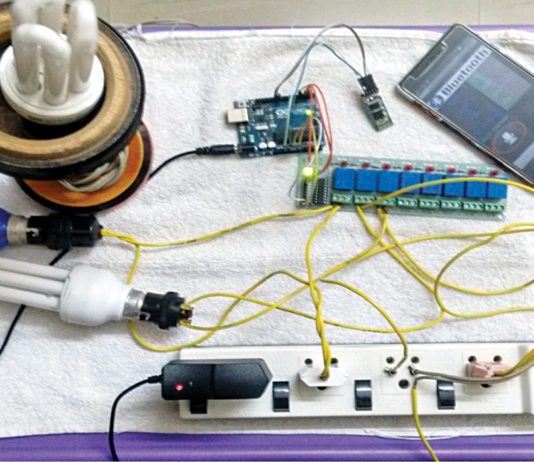 Embedded projects and electronics archives page