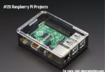 Raspberry pi project ideas