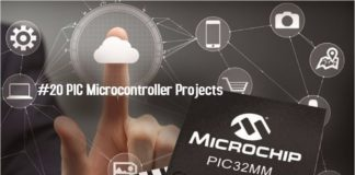 PIC microcontroller projects ideas