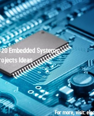 Embedded Systems Project Ideas
