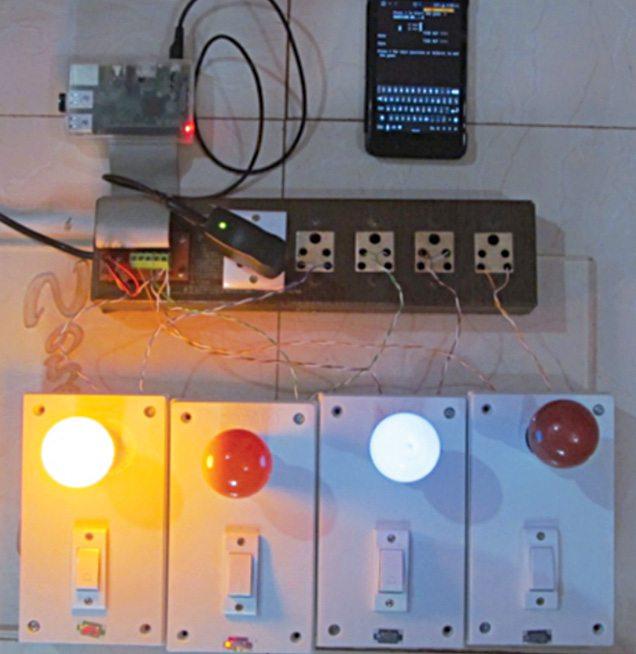 fig 4Fig. 4: Author's prototype