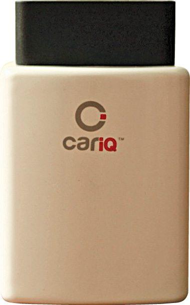 Intelligent cars: CarIQ device