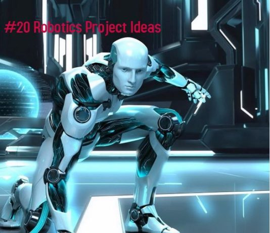 Robotics project ideas