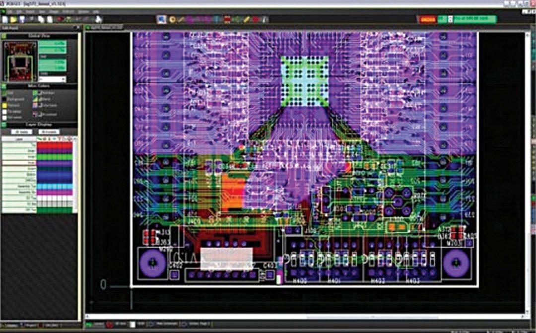 PCB123 Editor