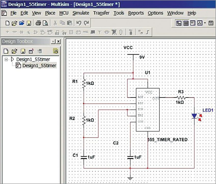 An Introduction To EDA Tools LiveWire Multisim