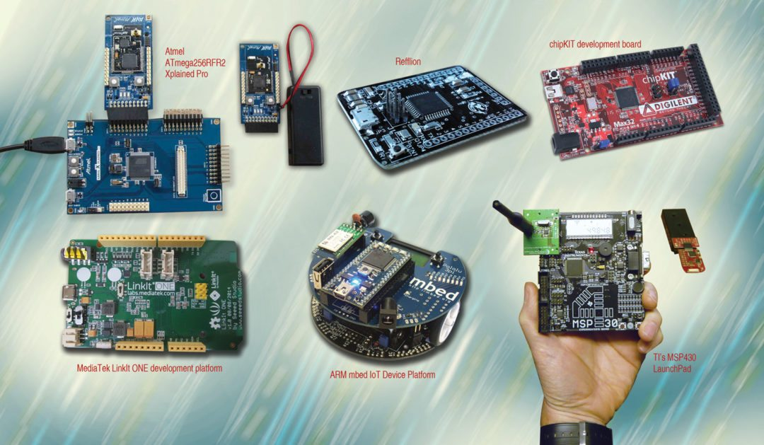 Common development boards