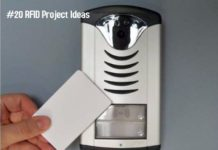 Top 20 RFID project ideas