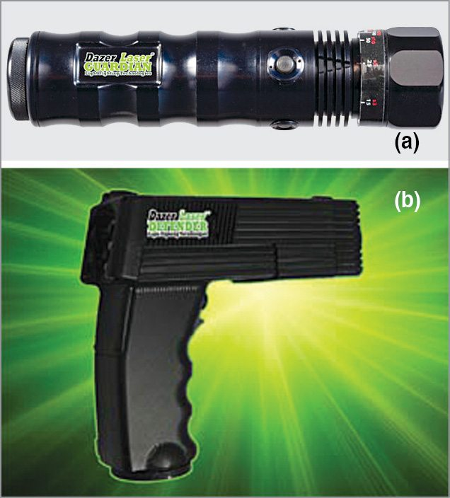 Directed Energy Weapons: Less-Lethal Laser Weapons