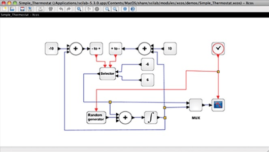 Xcos: Simulate Hybrid Systems Easily | Electronics For You