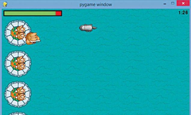 create game using python