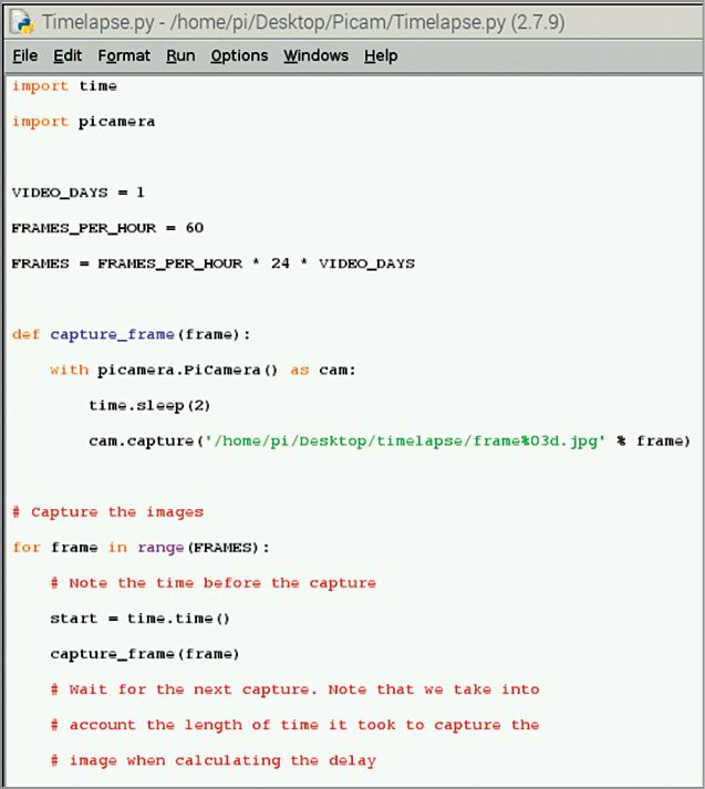 Python environment