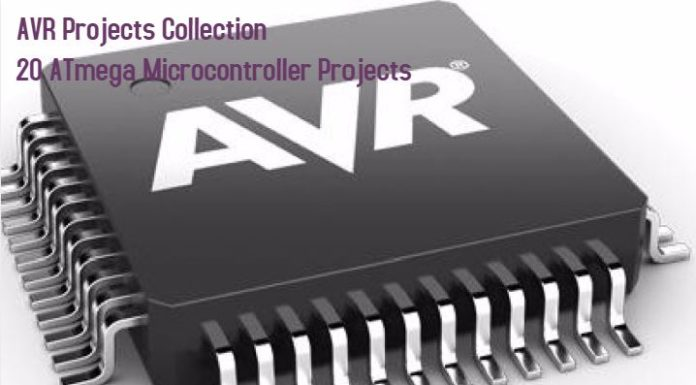 AVR projects