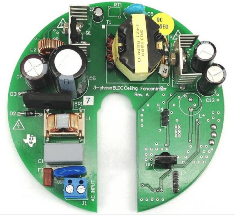 bldc fan controller