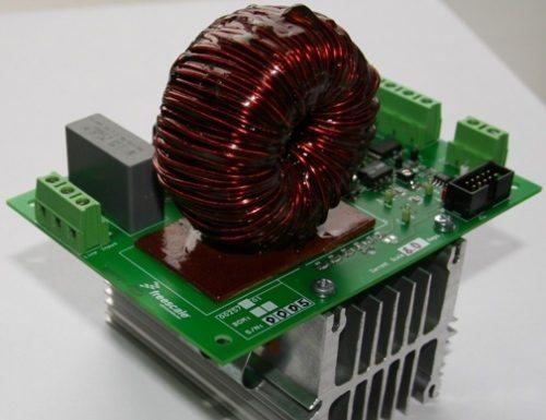 power factor correction for motor