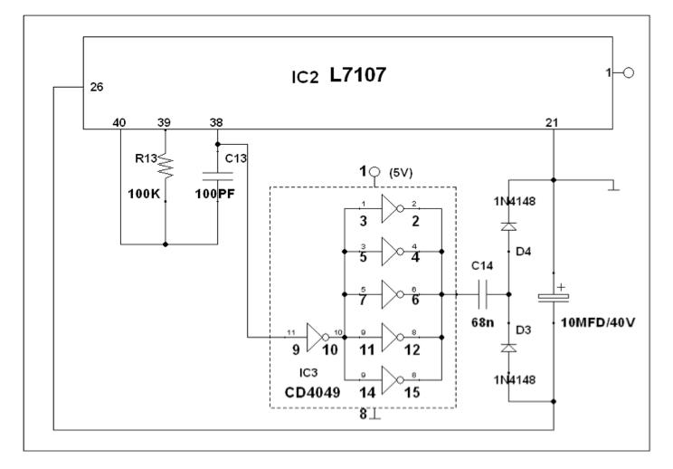 Digital Satellite Finder Full Circuit Diagram With Explanation