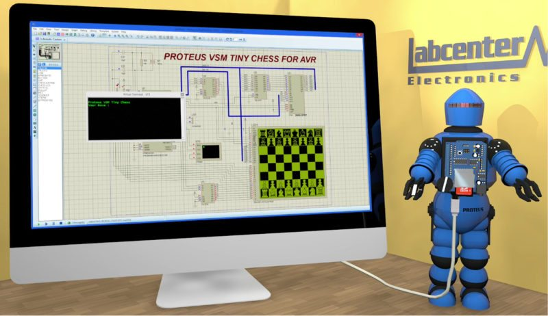 Proteus Visual Designer for Arduino