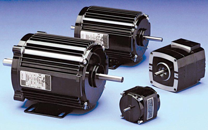 AC torque motors