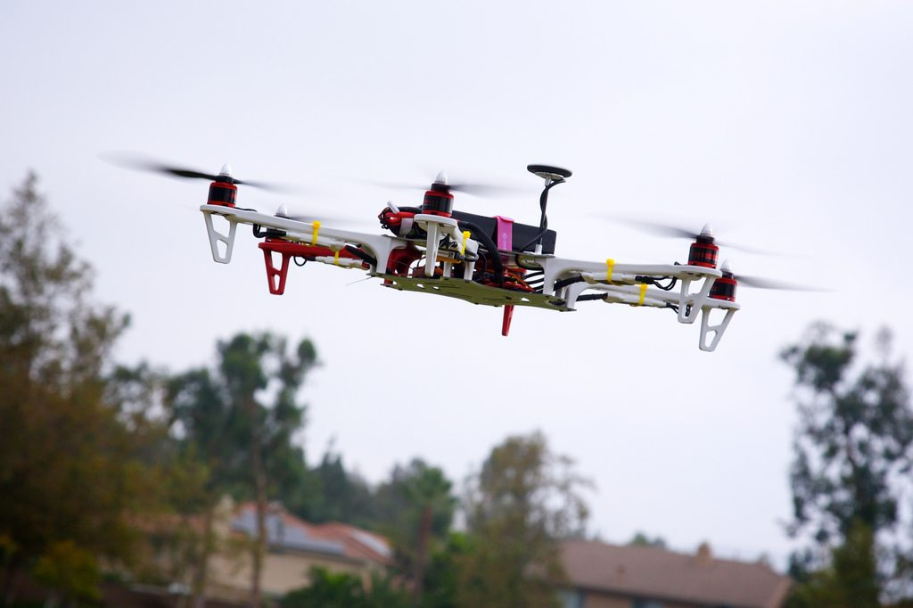 Sensors and Connectivity in Drones | Electronics For You
