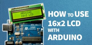 using 16x2 LCD with Arduino