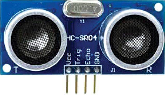 HC-SR04 ultrasonic sensor module