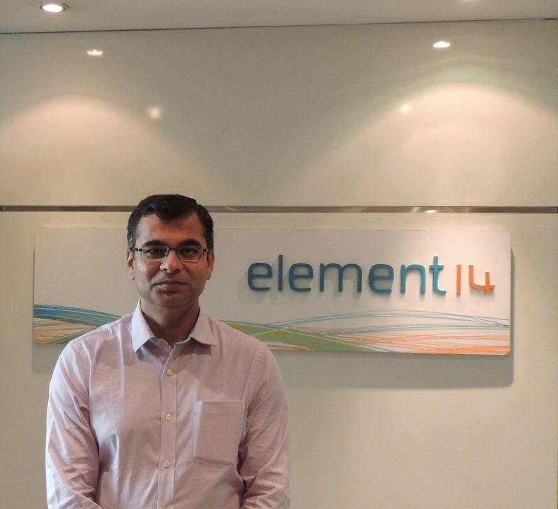 Ravi Pagar of element14