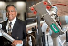 Mr. Pradeep David, Country Head, India & Sri Lanka Universal Robots