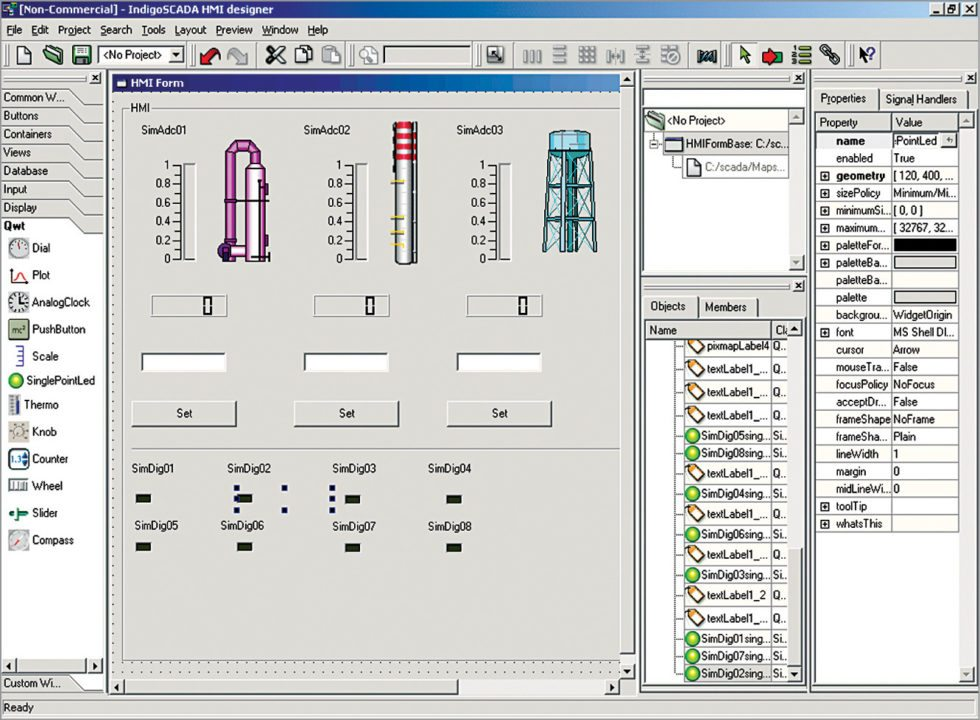 IndigoSCADA: A Small Footprint SCADA System | Software Review