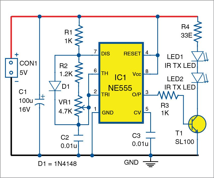Unique Electronics For U Projects Free Download Images - Schematic ...