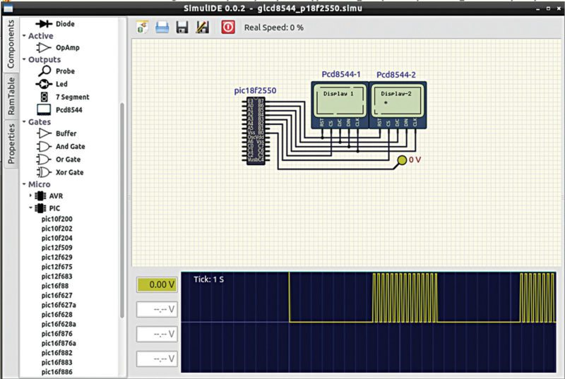 SimulIDE For Simulating Electronic Circuits | Software Review