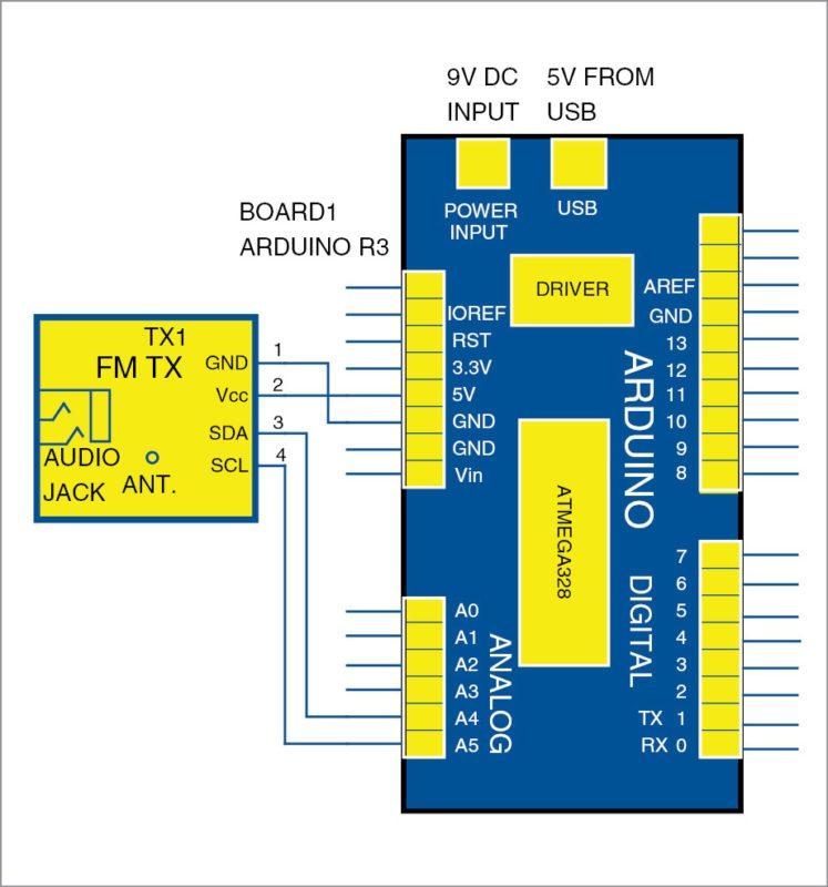Short-Range FM Radio Station | Electronics Project