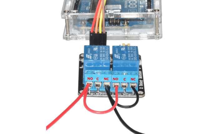 Controlling A Linear Actuator With An Arduino | Project with