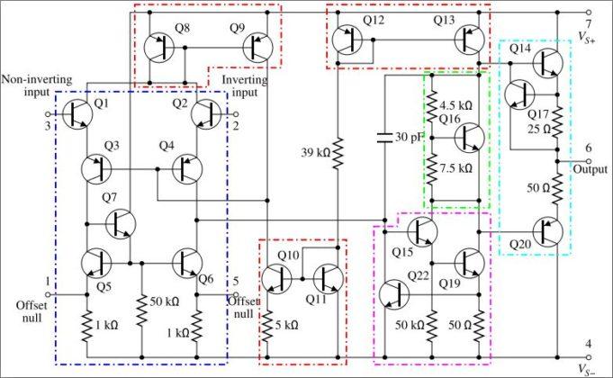 Op Amp Basics What Is An Operational Amplifier Tutorial