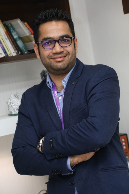 Sahil Chopra, founder and chief executive officer, iCubesWire