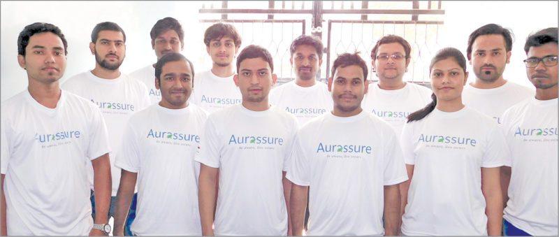The Aurassure team of Phoenix Robotix