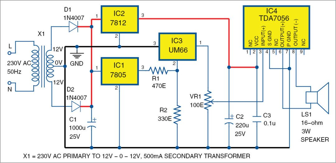 Prime Audio Power Amplifier Circuit Diagram Using Ta8200 Electronic Design Wiring Digital Resources Llinedefiancerspsorg