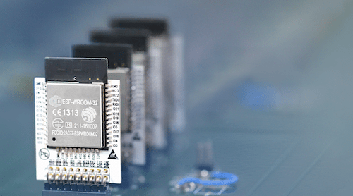 ESP32 : WiFi+BLE SoC from Espressif Systems