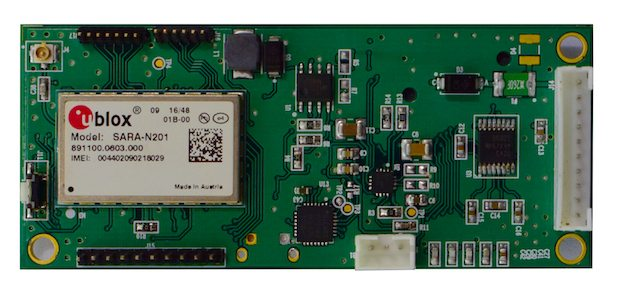 IoT starter kit Based on LTE Cat M1 and Narrowband IoT (NB-IoT) Modules
