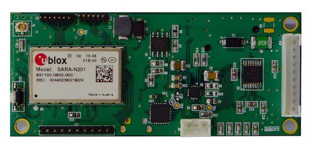 IoT starter kit Based on LTE Cat M1 and Narrowband IoT (NB