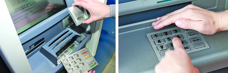 ATM security measures