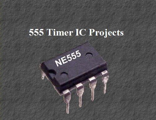 25 Awesome 555 Timer Circuits | Source Codes Available