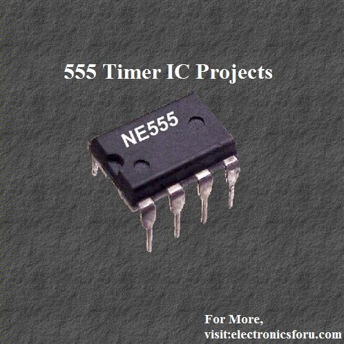 10 Awesome 555 Timer Circuits | Source Codes Available