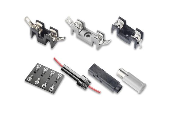 HBC Series High Voltage Fuse Blocks and Holders