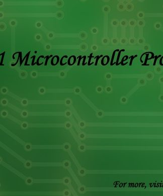 7 free ebooks on instrumentation engineering electronics for you 8051 microcontroller projects for engineering students fandeluxe Choice Image