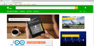 grab.electronicsforu.com homepage
